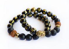 Om Armband  ☼ Buddha Yoga Armband Mantra