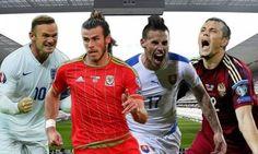 BongDa Ole.vn – 10 trận đấu hay nhất vòng bảng EURO 2016