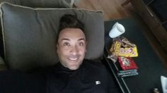 A new day + I'm on Skype with my all family + Hubby playing video games with puppies on bed + I'm watching movies + I'm eating Venezuelan candies :)  = Best gift to celebrate this holiday xoxo #lifeasleo #happy  Un nuevo día + hablando en Skype con toda mi familia + Esposito jugando videos con los perritos en la cama + yo viendo peliculas + Estoy comiendo dulces venezolanos :) = El mejor regalo para  celebrar este día festivo xoxo