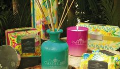 Castelbel Amazonia  Fragrance: Juicy Mango, Jasmine & Ylang Ylang Made in Portugal Distributed in Australia by Supertex