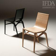 IFDA2011: Bronze Leaf [ Yoshiroh Tanabe ]: International Furniture Design Competition