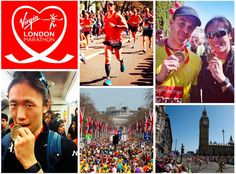 VIRGIN MONEY LONDON MARATHON  One of the five founding marathons for the World Marathon Majors in 2006, The Virgin Money London Marathon is always a huge hit with spectators and runners alike. Our Mio Brand Champion, Alan Yan ran this race sporting his new Mio LINK heart rate wristband. Alan ended up finishing the marathon in an impressive three hours and two minutes. Congrats, Alan! Gifts For Marathon Runners, London Marathon, Marathons, Heart Rate, Warm Weather, Champion, Racing, Money, Baseball Cards