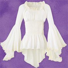 Handkerchief Blouse