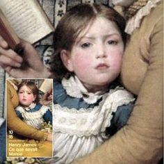 """""""Ce que savait Maisie"""" de Henry James"""