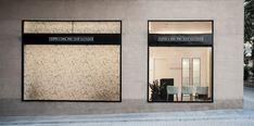 Projects PORCELANOSA Grupo: Clínica del pie José Salvador (Ontinyent, España) #Porcelanosa #AnticColonial #projects #clinic #interiordesign #architecture #naturalproducts #ceramictiles #bathroomdesign