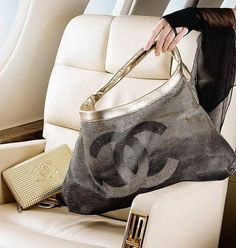 Traveling with Chanel