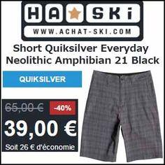 #missbonreduction; Remise de 40% sur le Short Quiksilver Everyday Neolithic Amphibian 21 Black sur Achat-Ski. http://www.miss-bon-reduction.fr//details-bon-reduction-Achat-ski-i524288-c1838308.html