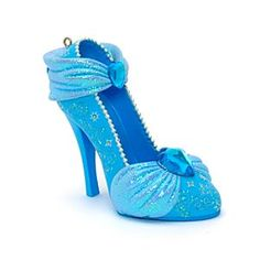 Disney Cinderella Miniature Decorative Shoe   Disney StoreFree Shipping - This dazzling Cinderella Miniature Decorative Shoe will make a perfect gift. Our ornamental shoe collection captures the magical spirit of Disney in each of its character-based designs.