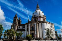 Santuario do Sameiro, Braga Braga Portugal, Places In Portugal, Medieval Castle, Archipelago, Historical Sites, Country, All Over The World, Portuguese, Taj Mahal