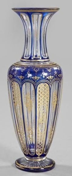 291 Best Czech Glass Bohemia Glass Images On Pinterest In