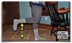 Knee Bend - Bend your surgery knee so that your ankle rises toward the buttock