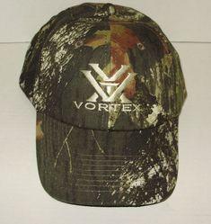Vortex The Force of Optics Adjustable Hat Baseball Cap Camo NEW A81 1f5dd1d5f06