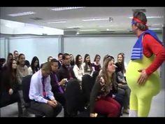 Motivando equipes - Banco Santander