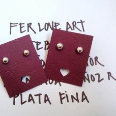 """Perlitas"" de plata 950, bellezas !"