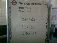 5th episode BBC2's The Tube Documentary - Rush Hour, Fainting, Failures & Pigeon Control!