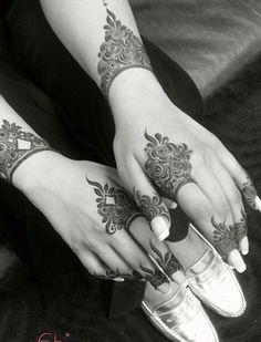 Gorgeous henna ❤️