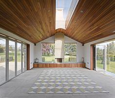 Cherington Leisure Quad - Adrian James Architects, Oxford