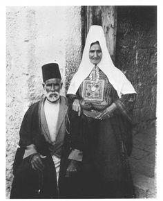 Senior Citizens | Before Their Diaspora.  Palestine ~1920s