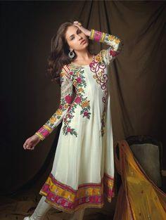 Decent Suits – Unstitched « Indian Designer Sarees Suits Dresses