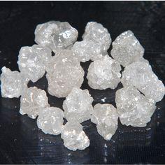 5.00 ct Natural Rough Loose Diamond White Color by Diamondbrand