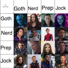 Clint is definitely a jock but he's a very low-key nerd especially in the comic.