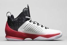 finest selection 7d037 429a9 Jordan Melo M11 Jordan Family White Gym Red Black 716227-101. Buracke DANXI  · Carmelo Anthony Shoes