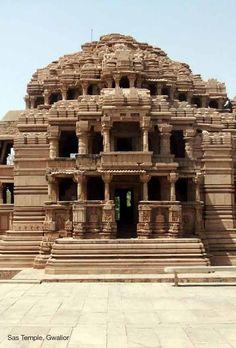 Sas Temple, Gwalior