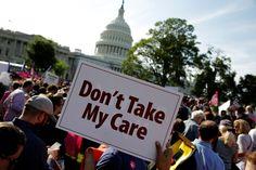 The GOP Health Care Bill Is A Historically Unpopular Piece Of Legislation