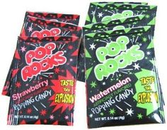 The crackles and snaps of Pop Rocks dissolving in your mouth. | 33 Sounds '90s Kids Will Never Forget