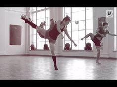 Ed Sheeran - Give me love | contemporary choreography Vladimir Babich, Alisa Zaitseva | Dside Dance - YouTube