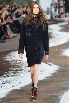 Tommy Hilfiger Fall 2014 Ready-to-Wear Fashion Show