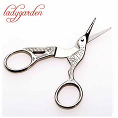1pc Embroidery Sewing Trimming Dressmaking Scissors Craft Shears Cross Stitch Carbon Steel Vintage Scissors Sewing Accessories