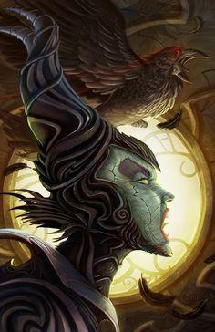 disney ursula the evil queen Hades Jafar Maleficent disney villains