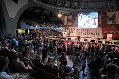 Widzowie byli wszędzie podczas MeetUP 2015