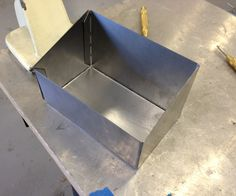 Buck Build Metal Working Vent