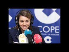 Carlos Herrera entrevista a la ministra de Defensa Dolores Cospedal