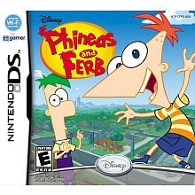 """Disney Phineas and Ferb for Nintendo DS - Disney Interactive - Toys """"R"""" Us"""