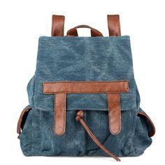 Cheap Fashion Denim With Leather Tassels Canvas Backpack For Big Sale!Fashion Denim With Leather Tassels Canvas Backpack Lace Backpack, Vintage Leather Backpack, Canvas Backpack, Backpack Bags, Travel Backpack, Vintage Backpacks, Cool Backpacks, Online Shopping Websites, Sexy Bikini