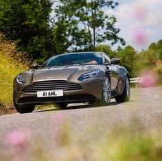 """60.5k Likes, 102 Comments - Aston Martin (@astonmartinlagonda) on Instagram: """"Where will your weekend drive take you? Don't forget to share your images with us using the…"""""""