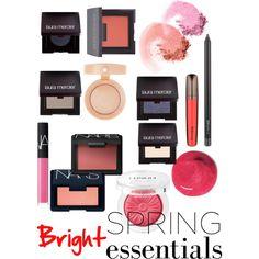 Bright spring makeup essentials