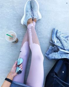 """4,254 Likes, 47 Comments - Alyson Haley (@alyson_haley) on Instagram: """"Threw on some #athleisure for a quick run to grab my free birthday #Starbucks this morning! The…"""""""