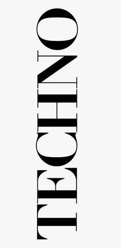 Techno is freedom - Tekno Hipercity