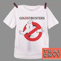 f2d75eb99 #Ghostbusters #Kids T Shirt. #Clothes for all the #music and #movie fans  out there. Includes #Supernatural #Comedy #Glam #Hard Rock in all styles of  #shirts ...