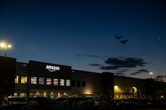 Amazon has eclipsed Walmart to become the world's largest retail seller outside China, according to corporate and industry data, a milestone in the shift from brick-and-mortar to online shopping that has changed how people buy everything from Teddy Grahams to teddy bears. Propelled in part by surging demand during the pandemic, people spent more than $610 billion on Amazon over the 12 months ending in June, according to Wall Street estimates compiled by the financial research firm FactSet. Walm The Big E, Amazon Buy, Brick And Mortar, Wall Street, Thing 1 Thing 2, Ny Times, Digital Marketing, The Outsiders, Walmart