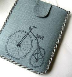 handpainted ipad case