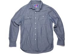 Best Made Company, The Chambray Shirt