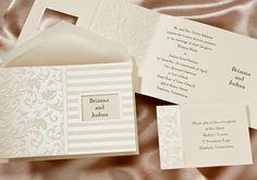 Wedding Invitations by  THE MACKEY HOUSE