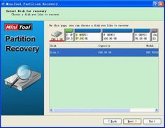 How To Perform Hard Disk Partition Recovery With Minitool Partition Recovery?  #partitionrecovery  #freeware  #software