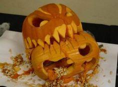 gory-pumpkin-carving