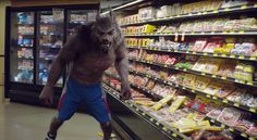 . A scene from in \'Goosebumps.\' (Columbia Pictures)